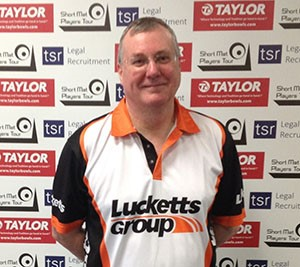 Lucketts' lucky shirt brings Andrew global success
